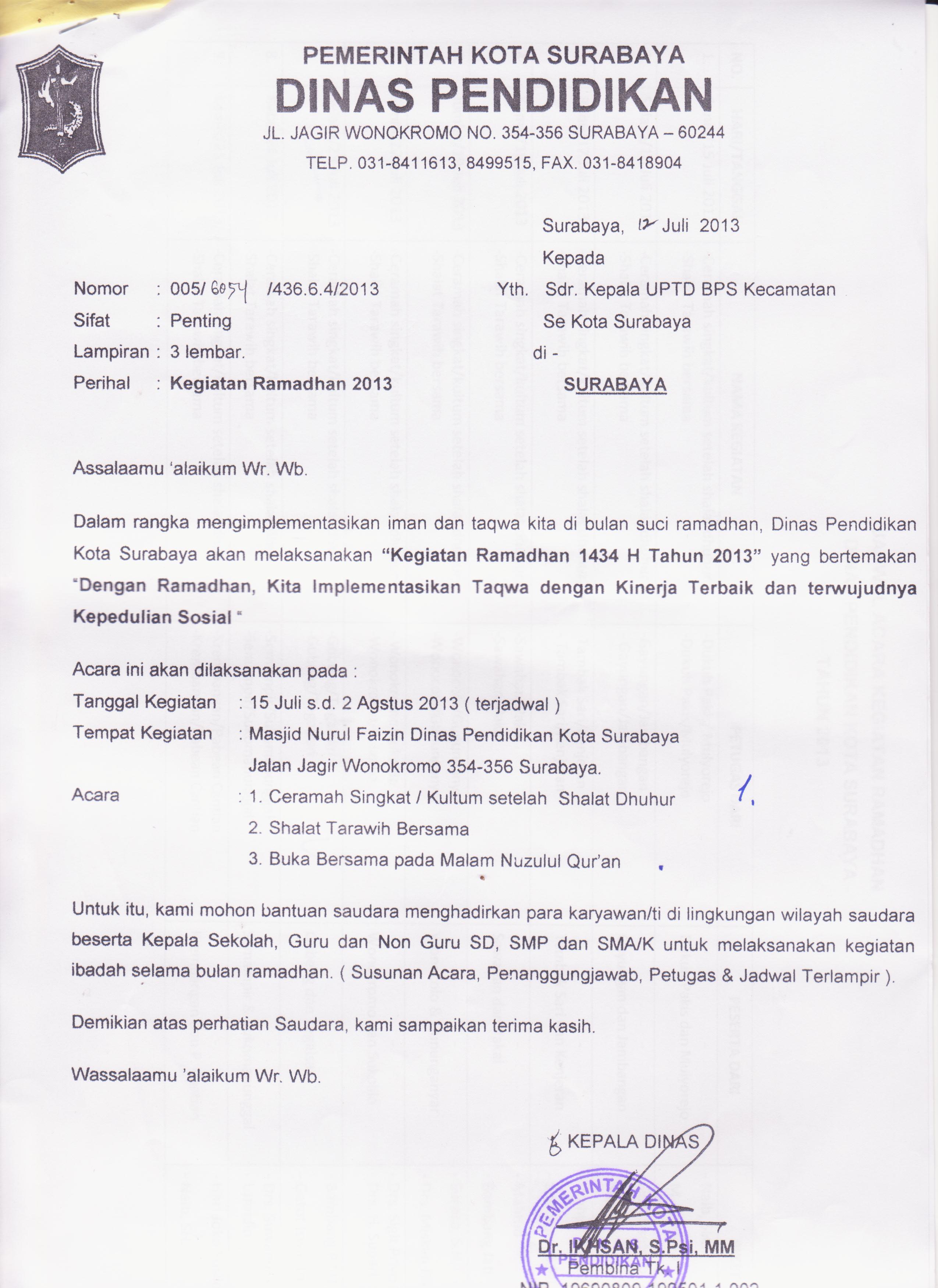 Umum Uptd Bps Kec Gubeng Laman 5